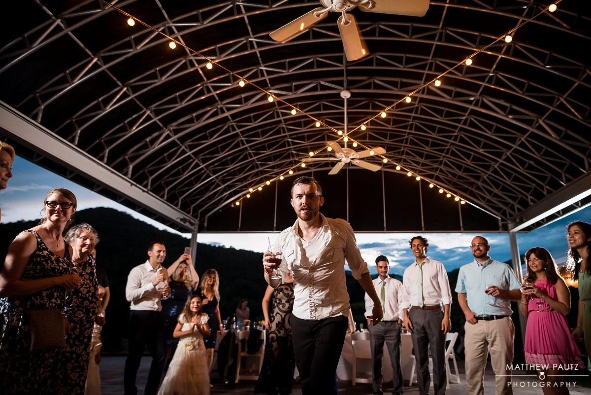 Victoria Valley Vineyards Wedding Reception Photos