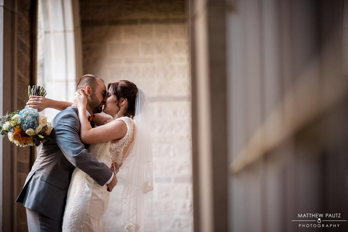 Traditional Greek wedding photos | St. George Greek Cathedral;