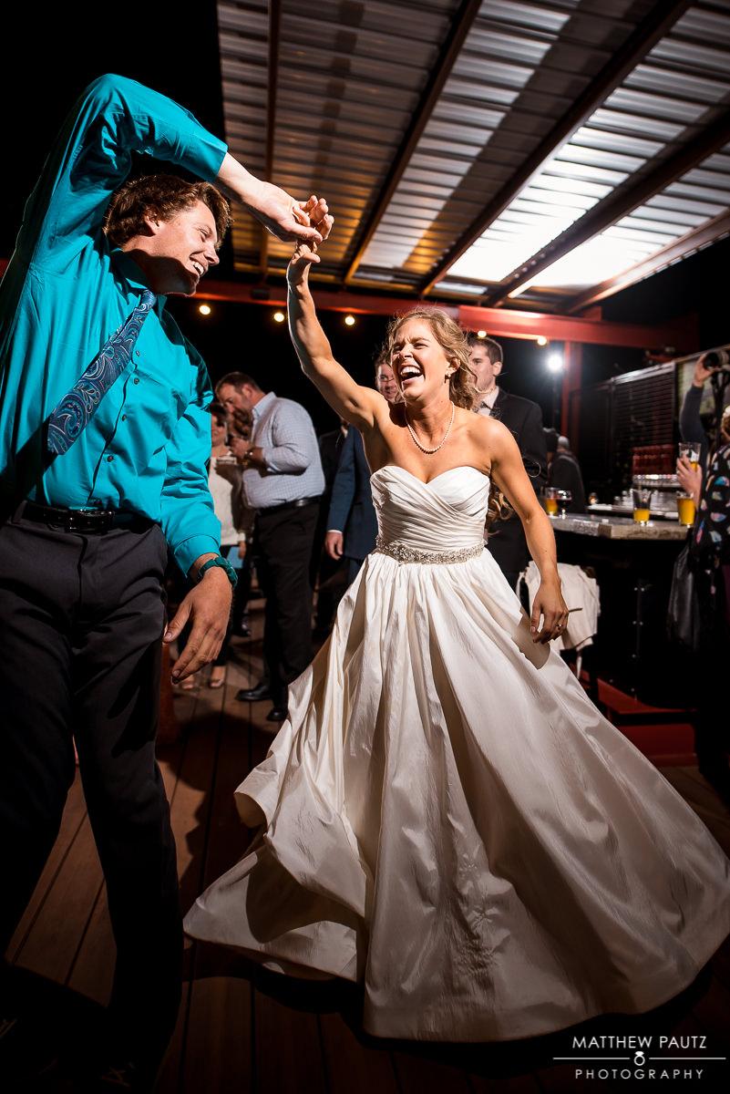 Revelry Brewing Wedding Reception Photos | Charleston SC