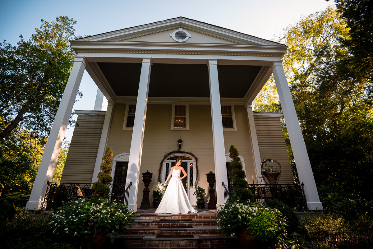 Clevedale Inn Bridal Photos | Matthew Pautz Photography
