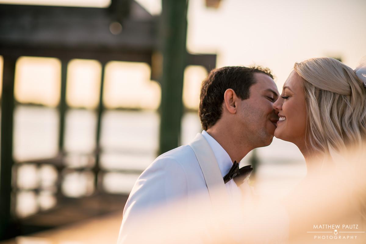 The Island House wedding photos